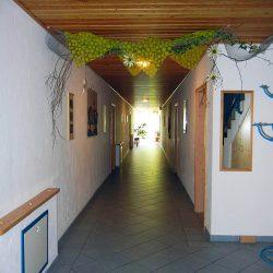 Gästehaus Erdgeschoss