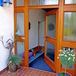 Eingangsbereich Gästehaus