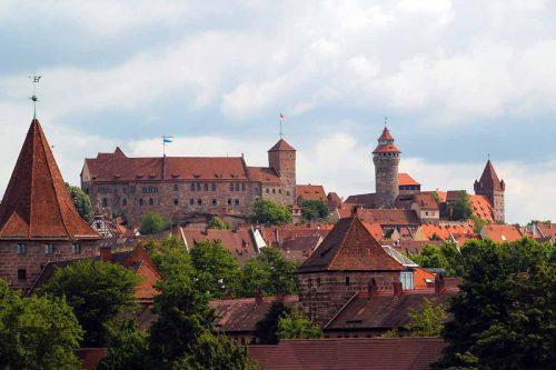 Romantisches Franken in Bayern