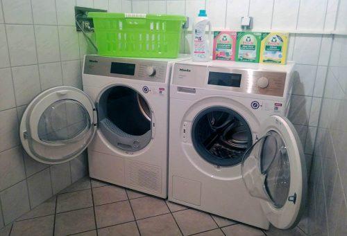 Waschmaschinen für Gäste
