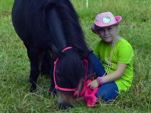 Pony grast